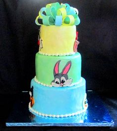 baby looney tunes cakes - Google Search
