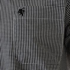 Carson Gingham Check Short Sleeve Shirt by Carson