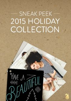 Sneak a Peek at Pear Tree's 2015 Holiday Collection