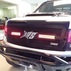 Custom Truck Grille by Forge Industries