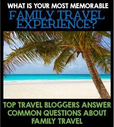 Family Travel Blogger Inspiration – Part 1