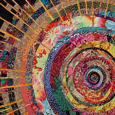 I love Paula Nadelstern's quilts!