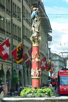 Bern, Switzerland One of my favorite cities with beautiful memories of Amata, Hansiruedi, Adrian + Eveline