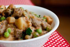 Hearty Bison Stew #paleo #glutenfree