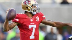 Panthers' Cam Newton: Colin Kaepernick is better than some current starting QBs