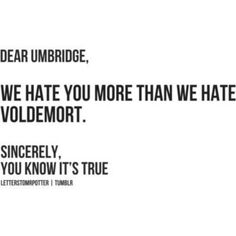 Harry Potter Funnies yours-sincerely-emily