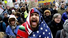 A letter to Trump with millions of signatures is updating livePeople are mobilizing from all over to support refugees and those affected by travel bans into the U.S. Image:  AP/REX/Shutterstock  By Sasha Lekach2017-01-31 22:08:50 UTC  The world has a message for Donald Trump.  Social activist site Avaaz posted an open letter to the U.S. president calling out his Muslim ban and other immigration policies. More than 4.5 million people from countries all over the world had signed the letter as…