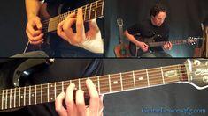 Runnin' With The Devil Guitar Lesson - Van Halen - Famous Riffs
