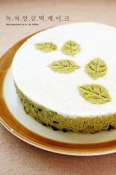 Korean Rice Cake, Box Cake Recipes, Different Cakes, Rice Cakes, Cute Food, Korean Food, Vanilla Cake, How To Lose Weight Fast, Bakery