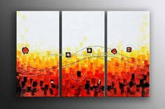 Image result for abstract canvas paintings for beginners