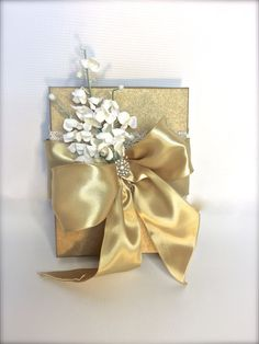 Handmade Decorative Boxes Christmas Gift Wrap Gift Cards Prewrapped Gift Box Bridesmaid