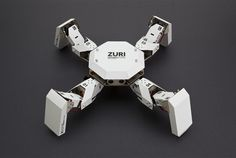 Meet ZURI! Your own programmable robot. Out of cardboard! Make Your Own Cardboard Robot   Co.Design   business + design