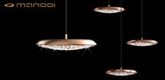 Manooi fully handmade chandeliers and other lighting for extraordinary spaces