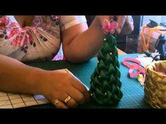 Bea Stella Capitone Clase 14 - Proyectos Navideños en Capitone - YouTube