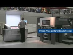 Proceso de impresión con una Heidelberg Speedmaster SM 74 y control del color con un espectrofotómetro