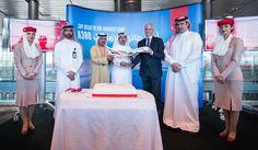 Adil Al Ghaith, IoannisMetsovitis and senior officials exchange gifts