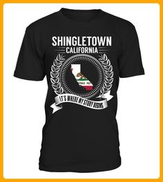 Shingletown California - Shirts für singles (*Partner-Link)