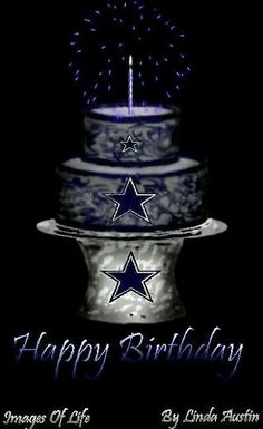 Quotes about Birthday : QUOTATION - Image : As the quote says - Description Dallas Cowboys birthday Dallas Cowboys Happy Birthday, Dallas Cowboys Party, Dallas Cowboys Memes, Dallas Cowboys Pictures, Cowboy Pictures, Cowboy Birthday, Birthday Pug, Birthday Memes, Chalkboard Art