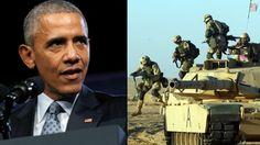 Estados Unidos envia por primera vez tropas terrestes a Siria.