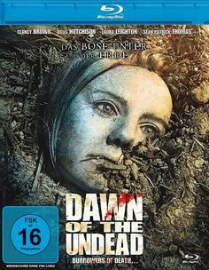Dawn Of The Undead  Blu-ray