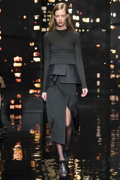 Donna Karan Fall 2015 RTW Runway – Vogue