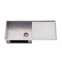 Single Bowl Hafele Stainless Steel Square Sink 567.35.000 - Masters Online Shopping