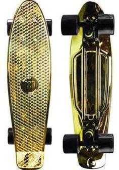 I love the golden.