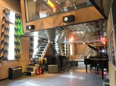 Rak Studio 2 - space for up to 7 musicians http://www.allstudios.co.uk/index.php?r=studios/view=157=recording-studio#