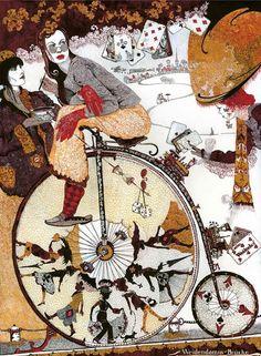 Illustrations, Illustration Art, Brown Image, Islamic Posters, Hermitage Museum, Art School, Art Girl, Fantasy Art, Book Art