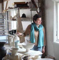 Design*Sponge Interview and Studio Tour with Frances Palmer