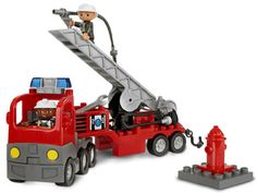 A Duplo set released in Paw Patrol Figures, Lego Duplo, Lego Sets, Fire Trucks, Lawn Mower, Outdoor Power Equipment, Toys, Atticus, Pictures