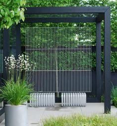INREDNING & DESIGN: trädgården