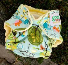Goodmama Newborn Diaper