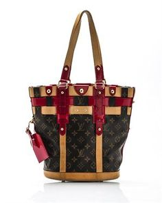 Louis Vuitton Neo Bucket Tote Designed By Marc Jacobs - Made In France