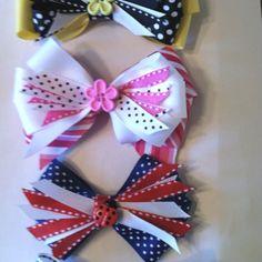 pinterest diy burlap hair bows | Share