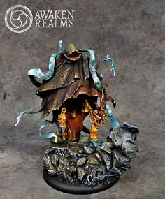 Watcher painted by AWAKEN REALMS