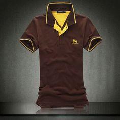 cheap polo ralph lauren shirts Burberry Logo Short Sleeve Men's Polo Shirt Brown http://www.poloshirtoutlet.us/