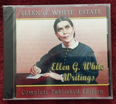 Ellen G White Writings Complete Published Edition CD-ROM for Microsoft Windows…