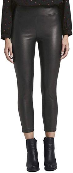 Empfehlenswert  Bekleidung, Damen, Hosen Toms, Treggings, Tom Tailor, Leather Pants, Fashion, Summer, Clothing, Trousers, Leather Jogger Pants