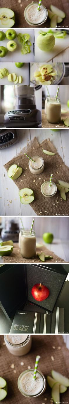 Enjoy the best an APPLE PIE has to offer with this Apple Pie SMOOTHIE, but in a delicious, new, and healthy way. With only a few ingredients required and ready in minutes, you are going to love this healthy Apple Pie Smoothie.