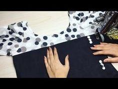 Designer Apple Cut Kurti with Stylish Neck Design Cutting & Stitching-Very Simple & Easy making-DIY - YouTube