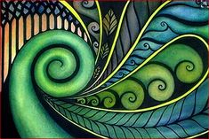 Art lessons new zealand maori koru art lesson plan: multicultural art and. Art Maori, Classe D'art, Maori Patterns, Polynesian Art, New Zealand Art, 4th Grade Art, Fourth Grade, Nz Art, Doodles