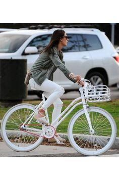 These celebs cycle in style - check them out here.
