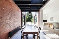 Hired by a young family to revive a double-fronted Victorian house in the St. Kilda East suburb of Melbourne, Clare Cousins Architects didn't do the usual