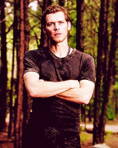 Klaus❤ NICE! Here Madalyn i know you are missing out and I'm sorry!