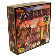 7 Wonders - Dansk ved Hyggeonkel Board Games, Liquor Cabinet, Frame, Home Decor, Civilization, Picture Frame, Decoration Home, Room Decor, House Bar