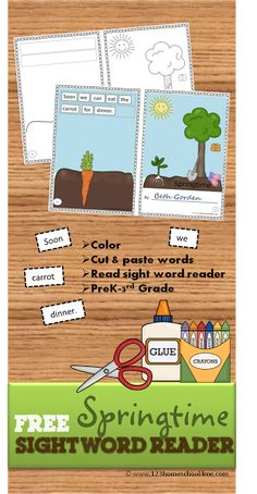 FREE Sight Word Read