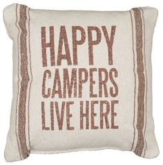 on cabin time pillow | Rustic Lodge Home Accents : Log Cabin Styles