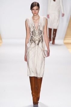 J. Mendel Fall 2013 RTW Collection - Fashion on TheCut