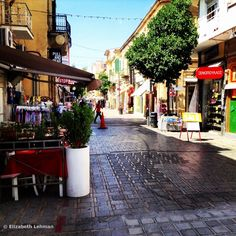 Ledra Street is located in the city of Nicosia, within the Nicosia district of Cyprus. It's a popular shopping. Nicosia Cyprus, Paphos, Greek, Street View, Europe, Dreams, Island, Spaces, Explore